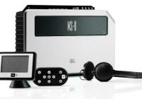 JBL MS-8 integration digital processor for in-car audio system