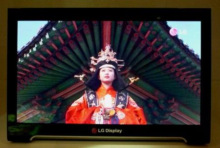 LG 15-inch W-OLED Display