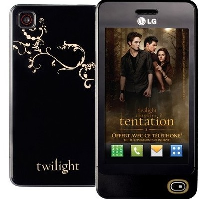 LG GD510 Pop Twilight Edition