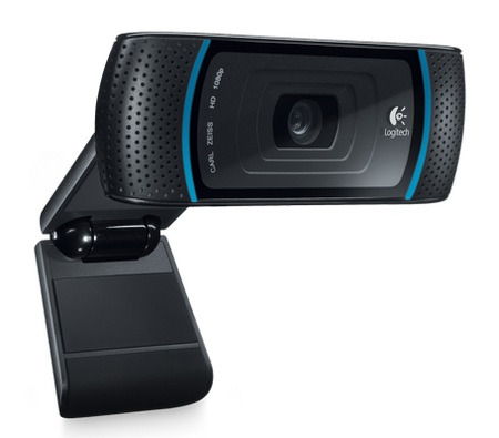 Logitech HD Pro Webcam C910 Full HD Webcam