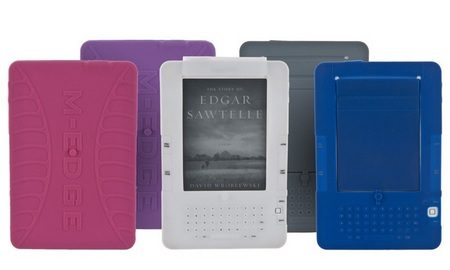 M-Edge M-Skin Silicon Sleeve for Amazon Kindle