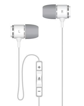 Macally TunePal Pro Hi-Fi Earphones