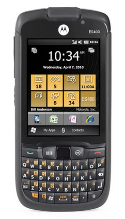 Motorola ES400 Enterprise Digital Assistant