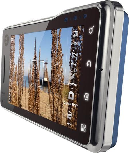 Motorola Milestone XT720 Android Smartphone Announced 1