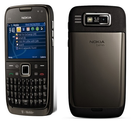 Nokia E73 Mode for T-Mobile 1
