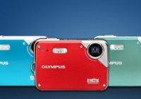 Olympus X-560WP waterproof camera