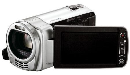 Panasonic HDC-TM35 - The Lightest AVCHD Camcorder