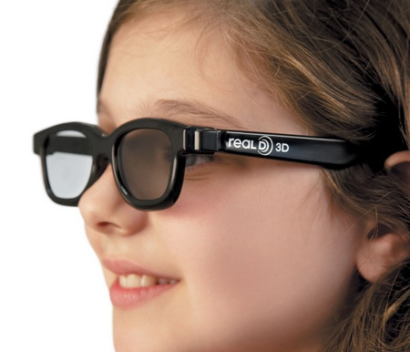 RealD offers Kid-sized 3D Glassess