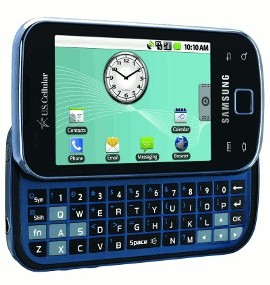 Samsung Acclaim SCH-R880 Android Phone Heading to US Cellular
