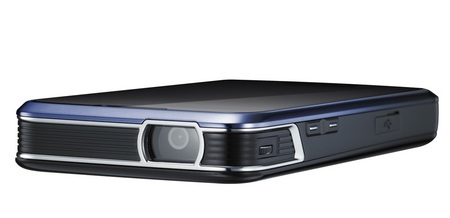 Samsung Galaxy Beam i8520 Android Phone with Pico Projector