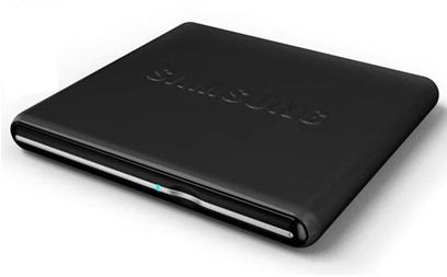 Samsung SE-S084D Slim External DVD Burner