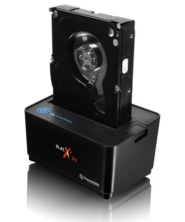 Thermaltake BlacX 5G USB 3.0 HDD Docking Station