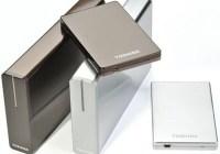 Toshiba STOR.E ALU2 External Hard Drives