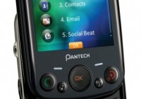 Verizon Pantech Jest QWERTY Slider Phone