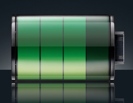 essential tpe The Icon iPhone Battery Pack just look like iPhone's battery icon 2