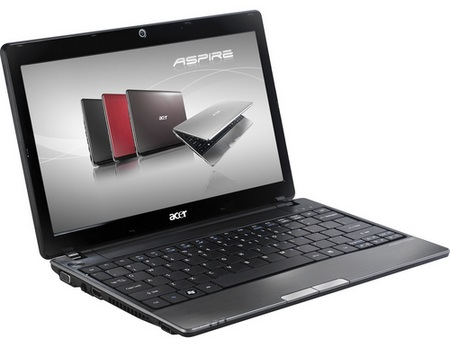 Acer Aspire 1551 Notebook front