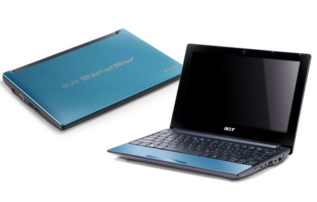 Acer Aspire One D255 packs Atom N550