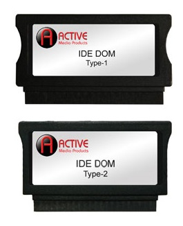 Active Media IDE DOM Module for Server and Embedded Applications Types