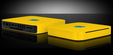 Apple's latest Mac Mini gets ColorWare treatment