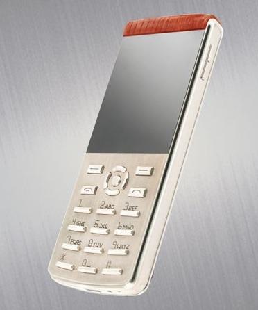 Bellperre Slim Luxury Phone is customizable