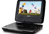 Coby TFDVD1029 Portable DVD Player