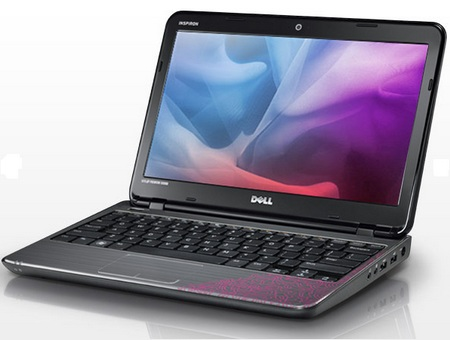 Dell Inspiron M101z Notebook Launched in the UK