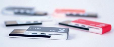 Emamidesign USB Clip Flash Drive