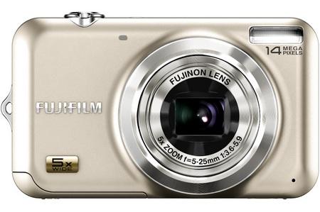 FujiFilm FinePix JX280 Digital Camera champagne
