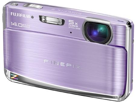 FujiFilm FinePix Z80 Stylish and Colorful Digital Camera lavender