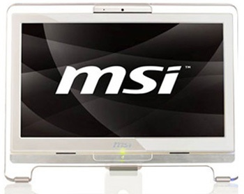MSI Wind Top AE1920 All-in-one PC with Touchscreen
