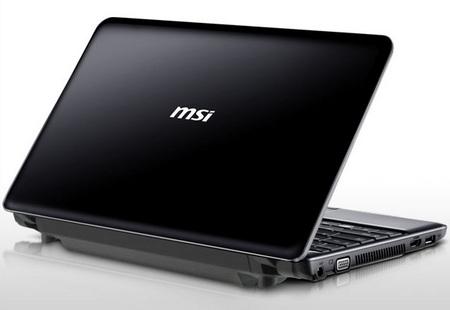 MSI Wind12 U230 Light Netbook with 11.6-inch Screen