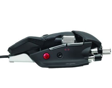 Mad Catz Cyborg R.A.T. 7 Gaming Mouse side