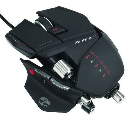 Mad Catz Cyborg R.A.T. 7 Gaming Mouse top