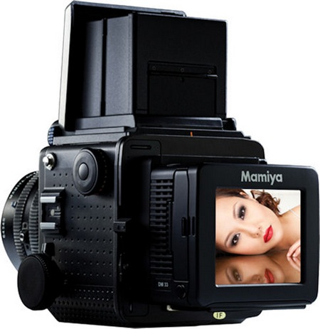 Mamiya RZ33 33 Megapixel Professional Camera Kit