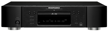 Marantz UD7005 and UD5005 Universal Media Players front