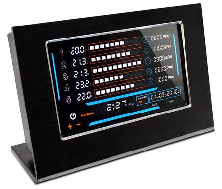 NZXT Sentry LXE Touchscreen Fan Controller