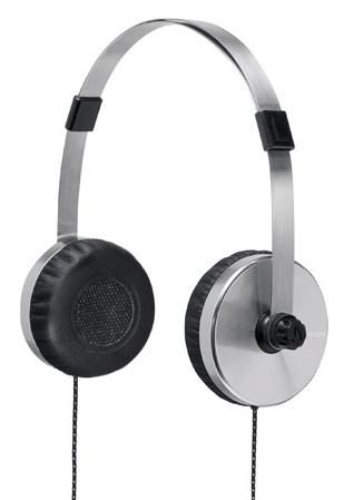 Nixon Apollo Headphones silver black