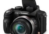 Panasonic LUMIX DMC-FZ40 Digital Camera with 24x Optical Zoom