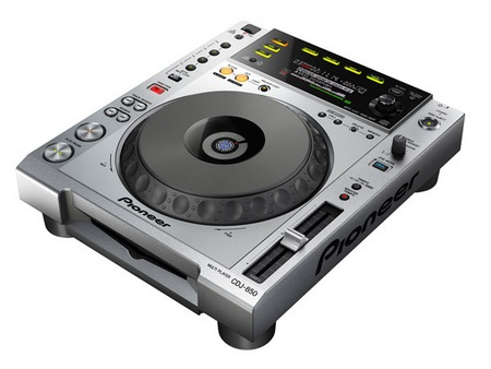Pioneer CDJ-850 Digital Media Player for DJs