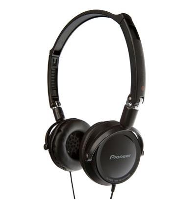 Pioneer EQ SE-MJ21 DJ-Inspired Headphones