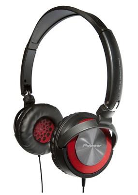 Pioneer Loop SE-MJ31 DJ-Inspired Headphones