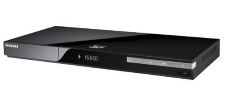 Samsung BD-C5900 3D Blu-ray player
