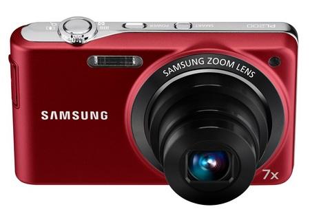 Samsung PL200 7X Zoom Camera front