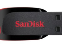 SanDisk Cruzer Blade - The Smallest USB Flash Drive