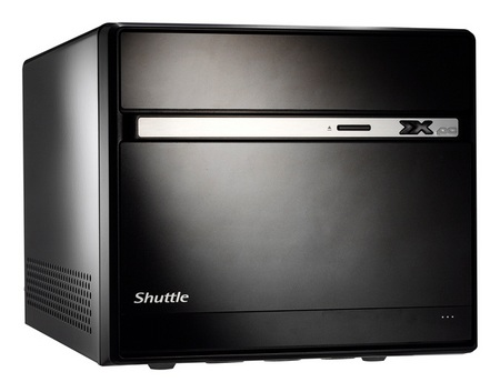 Shuttle XPC SH55J2 Barebone PC