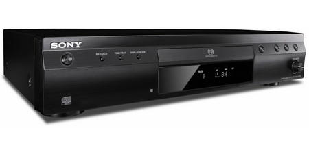 Sony SCD-XE800 SACD Player