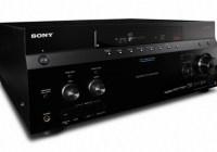 Sony STR-DA5600ES, STR-DA4600ES and STR-DA3600ES Elevated Standard Receivers