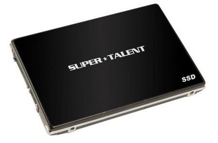 Super Talent UltraDrive MX Series SSD with SATA and mini USB Dual Interface