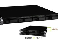 Synology RX410 Expansion Unit for RackStation RS810+ RS810RP+