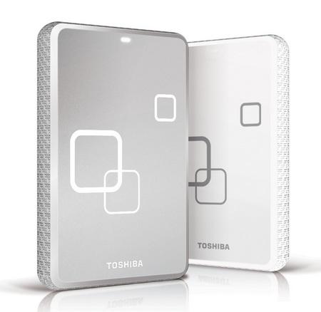 Toshiba Canvio for Mac Portable Hard Drive